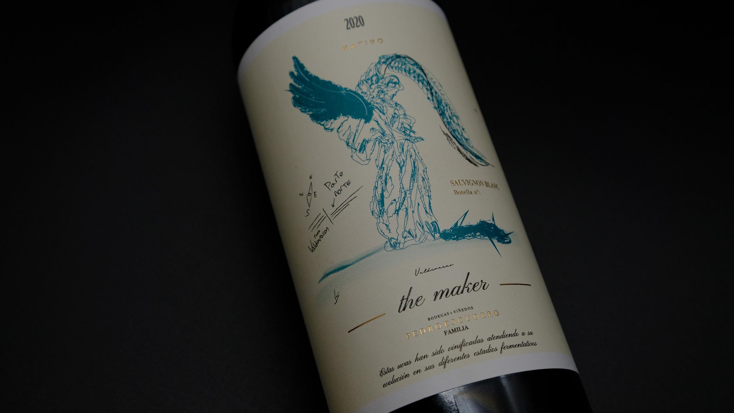 -The Maker- sauvignon blanc The dynasty grows