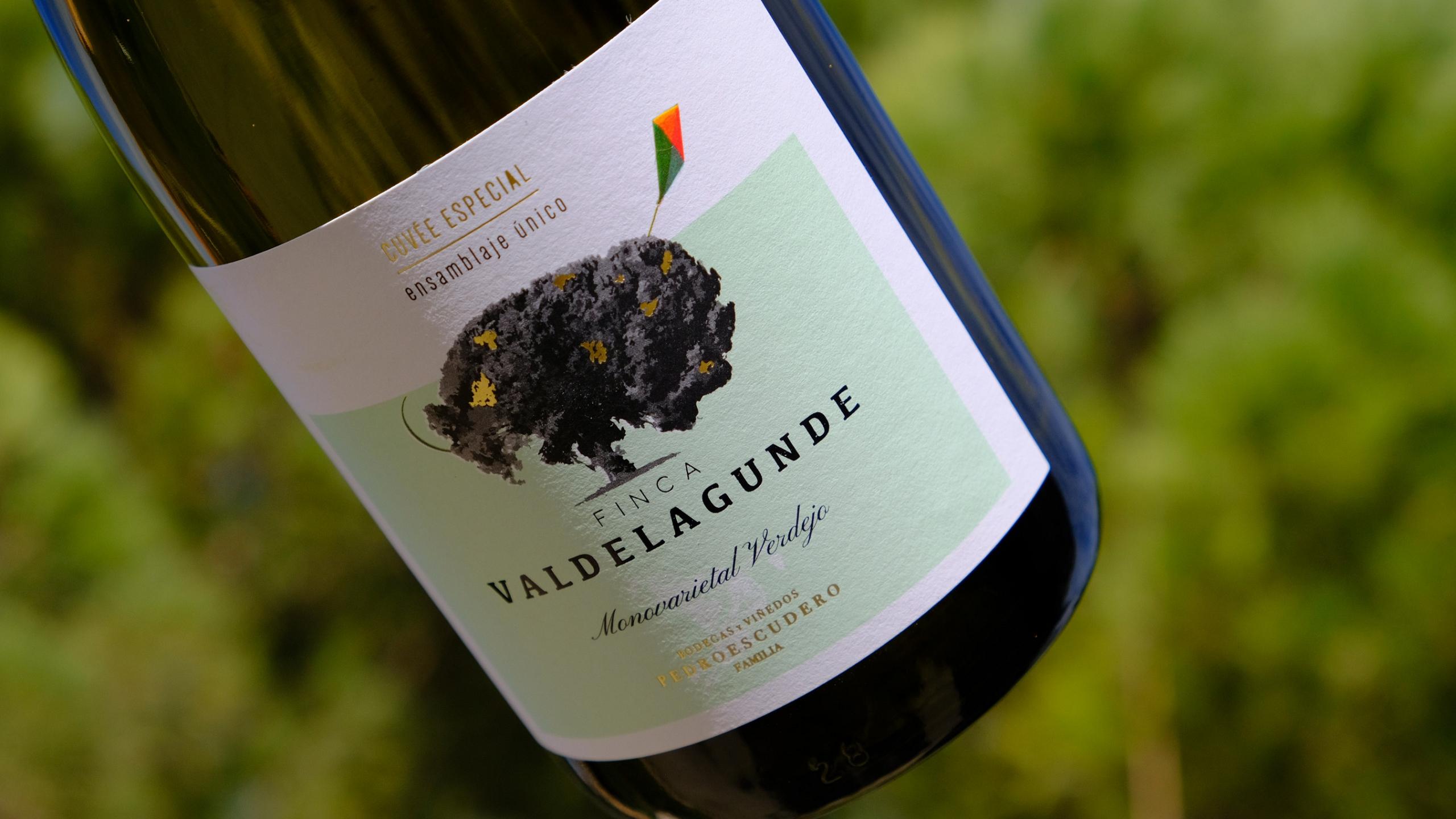 Finca Valdelagunde Cuvée Especial 2020 ya está disponible