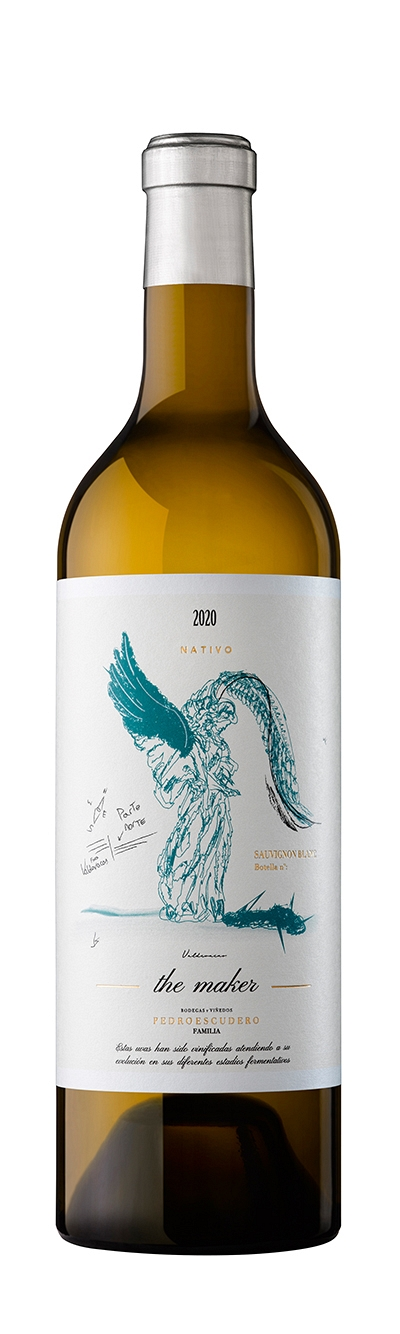 Pedro Escudero - The Maker - Finca Valdevacas Sauvignon Blanc